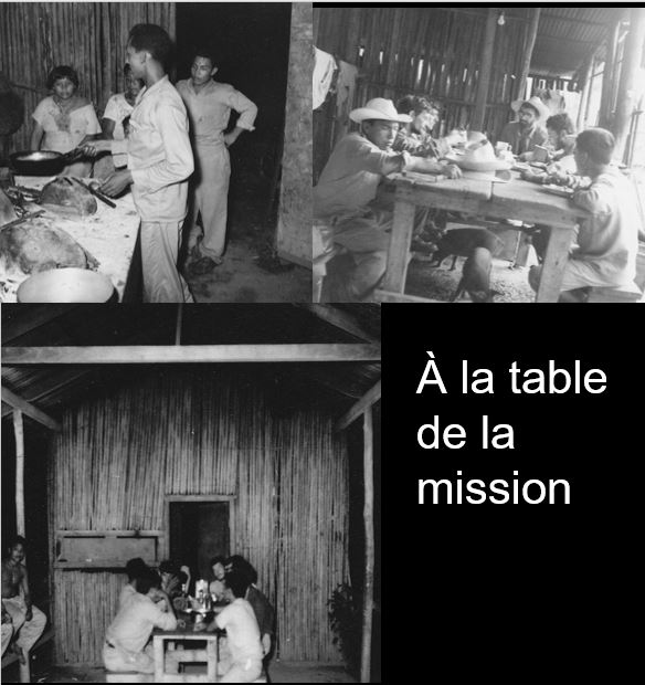 table mission